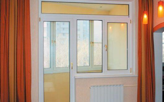 Балконные двери в Митино