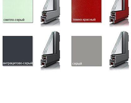 Цветовые решения Renolit