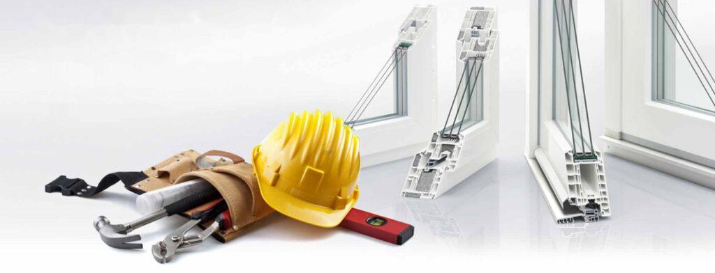 Ремонтные работы пвх окна