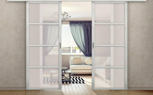Параллельно-раздвижные двери