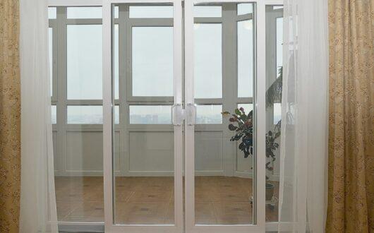 Параллельно-раздвижные двери в Митино
