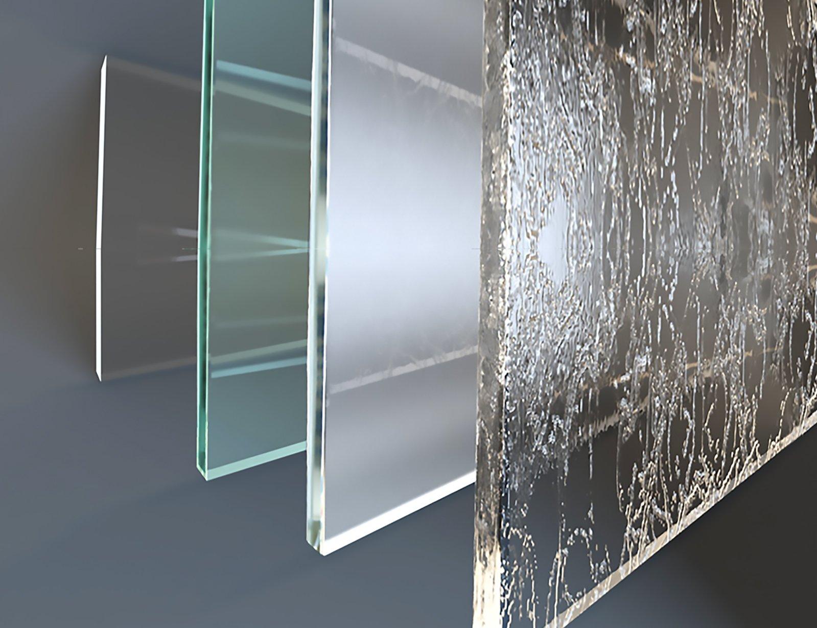 Противоударный стеклопакет с закаленным стеклом