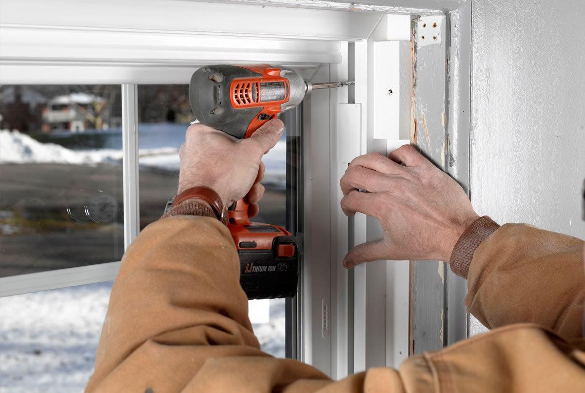Как отремонтировать окна ПВХ
